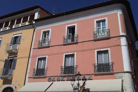 Lovely house - heart of Tagliacozzo - タリアコッツォ