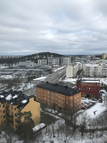 Two rooms available in Solna