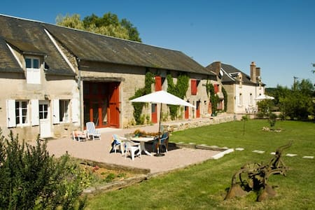 Le Grenier, B&B (1 oct - 1 apr) - Champallement