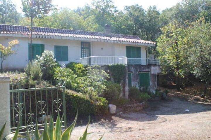 villa bosco castagni - Cefalù - Casa de camp