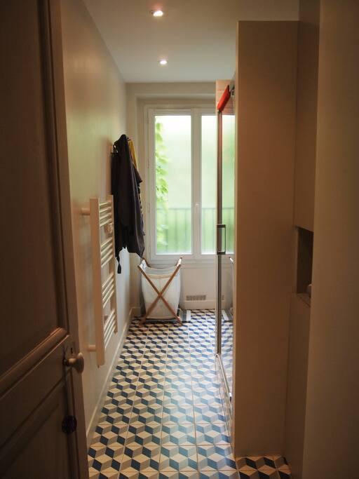 une belle chambre calme dans le 5e appartements louer paris le de france france. Black Bedroom Furniture Sets. Home Design Ideas