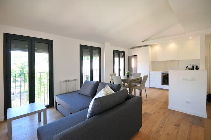 Stunning apartment w amazing views and aircon