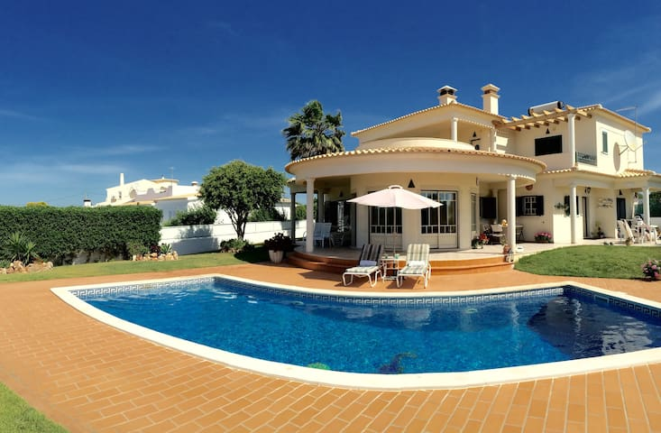 VILA IN ALBUFEIRA w/ pool & views - Vale de Parra - Villa
