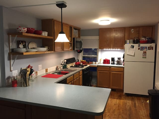 Newly Remodeled Short-Stay Apt. - Northfield - Apartament