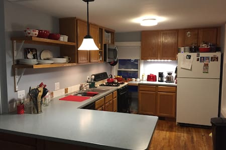 Newly Remodeled Short-Stay Apt. - Apartamento