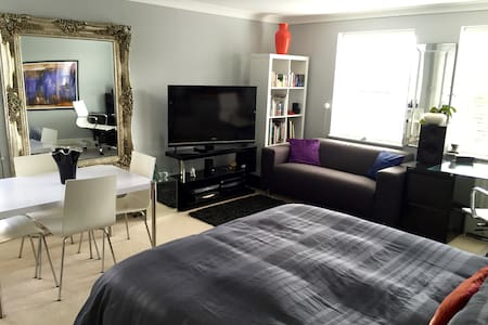 Deluxe studio Earls Court London