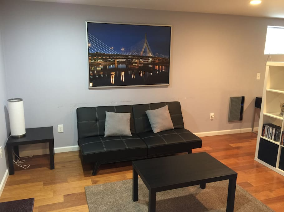 Executive Studio near Logan Airport