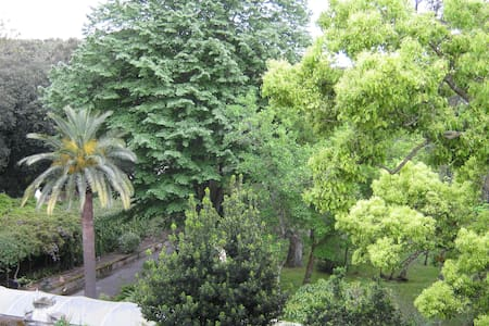 Mansarda panoramica parco Gussone - Portici - Bed & Breakfast