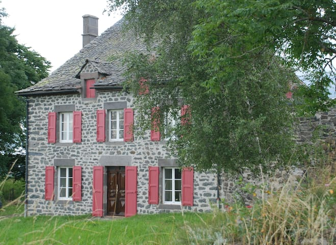 Le Credos Maison de caractère 1856 - Marcenat - Dom