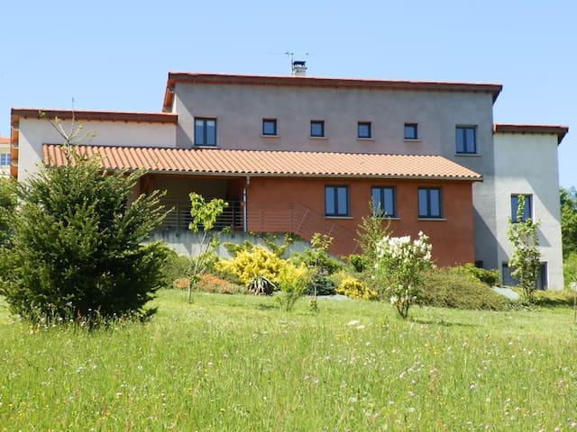 Les Milans noirs, T1  30 m2 neuf - Saint-Didier-en-Velay - House