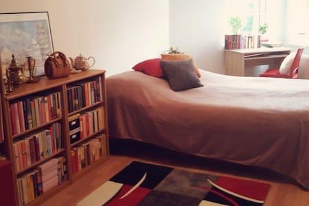 Hübsches Zimmer im Leipziger Süden - Leipzig - Apartment