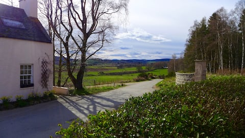 Retreat in nature in Royal Deeside