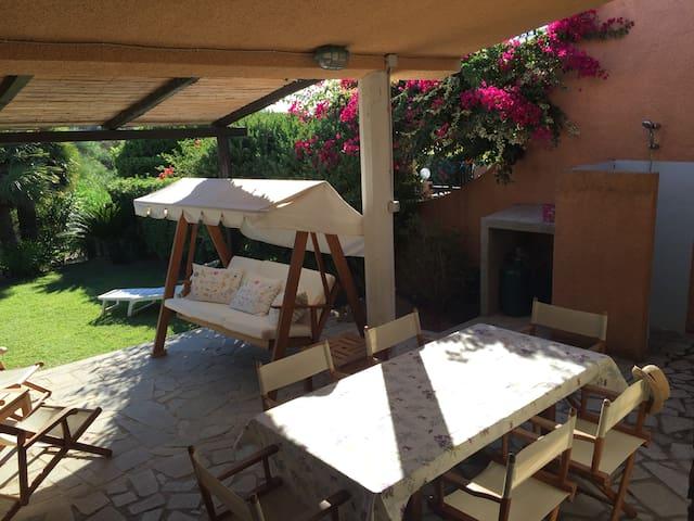 Villa with garden in Rena Majore - Rena Majore