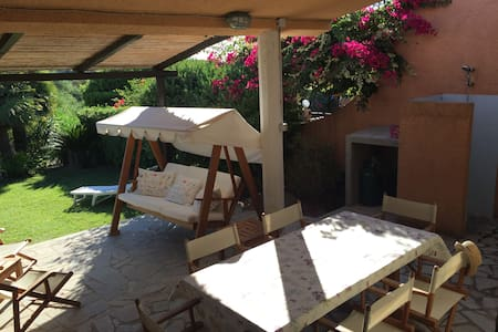 Villa with garden in Rena Majore - Rena Majore - Vila