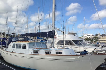 Classic 38f Yacht - Falmouth