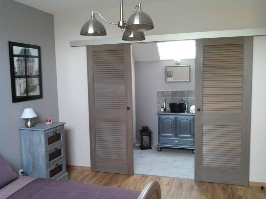 Touraine charmante chambre double confort chambres d for Maison hote touraine
