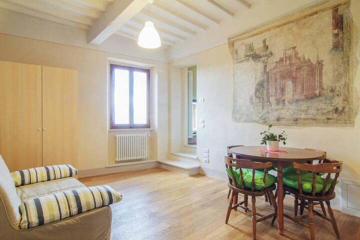 Miniappartamento del fagiano - Monticchiello - Byt