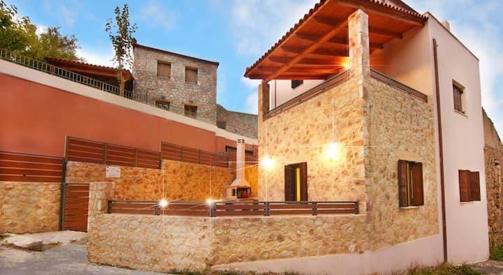 Maisonette in Villa Zourva