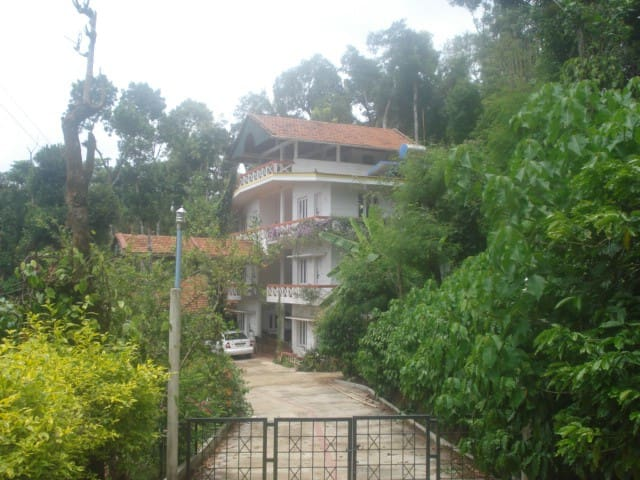Coorg 4 C's Little Paradise - Madikeri - Bed & Breakfast