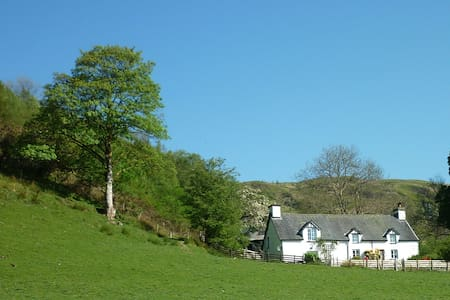 Farmhouse - Snowdonia National Park - MACHYNLLETH - House