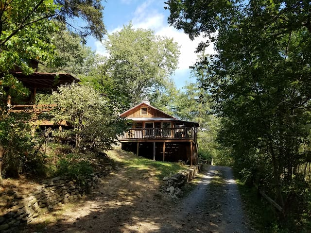 Historic Mtn Cabin in Nat'l Forest-Rivers & Trails