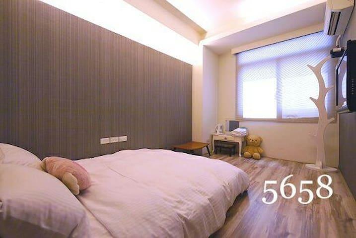 一分鐘逛逢甲夜市逢甲麥當勞旁a51 - Xitun District - Apartment