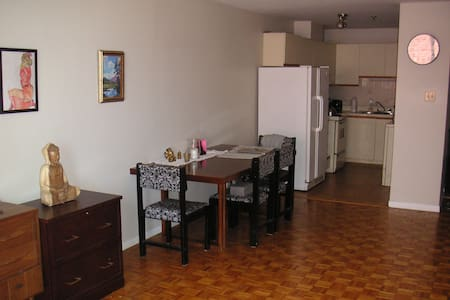 Bright and spacious in Outremont!