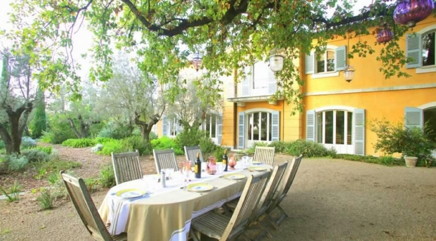 Menton Villa close to the beach - Menton - Apartment