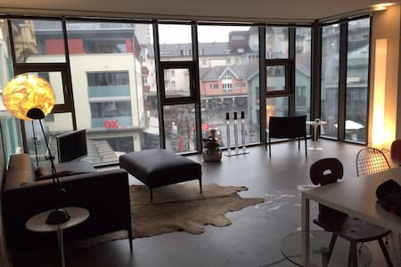 City Loft Apartment - Interlaken - Lägenhet