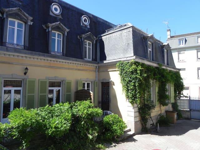 Escale Belfortaine - Family - Centre Ville - Belfort - Byt