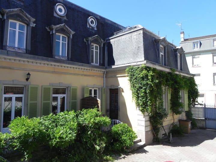 Escale Belfortaine - 3-6 pers. - Centre Ville