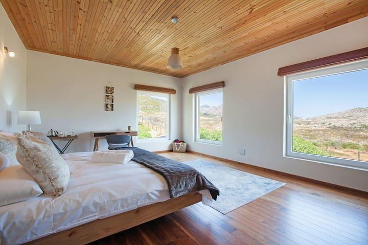 Room Five with en-suite Bathroom.