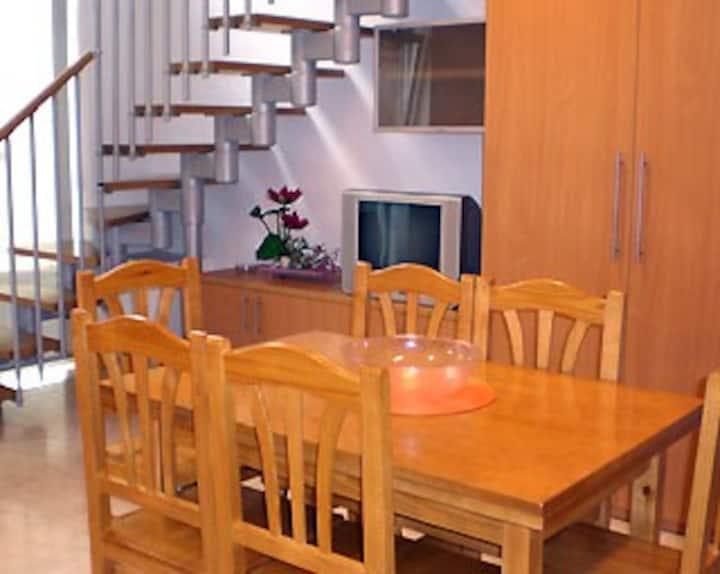 Enginy Apartament 3-5 personas
