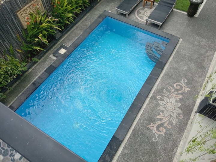 One Bedroom near beaches in Canggu with pool