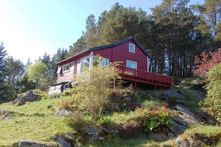 House for rent outside Bergen. - Sund