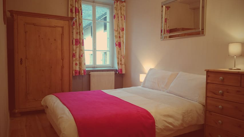 Chalet La Moussiere - Double Room