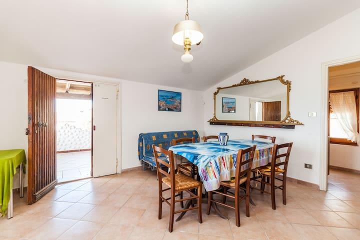 Casa Sole - La caletta - Apartamento
