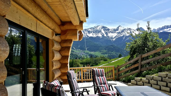 TyroLadis Family Relax Chalets