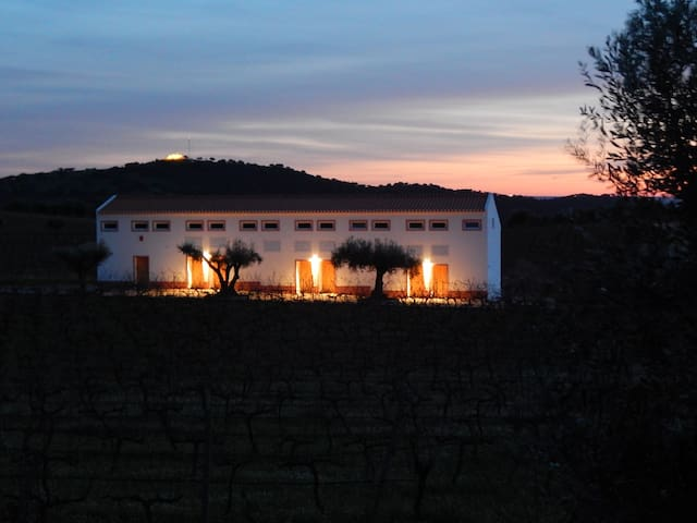 A lovely rural setting with comfort - Vila de Frades