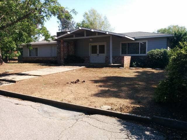 Edison's House @Stanford - Bunk A6 - Los Altos Hills - House