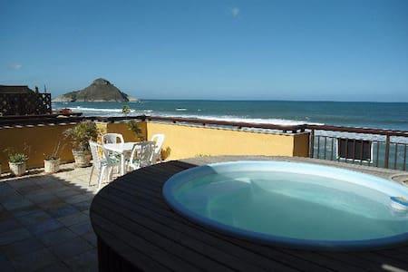 Cobertura na beira da praia,próx do Park Olímpico - ริโอเดอจาเนโร - อพาร์ทเมนท์