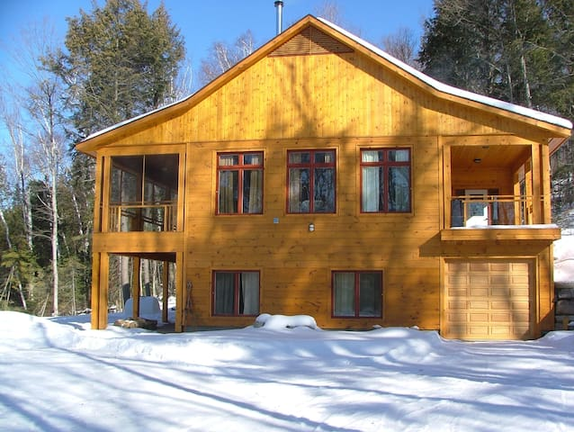 Muskoka Private Retreat on Foote Lk - Baysville - Casa