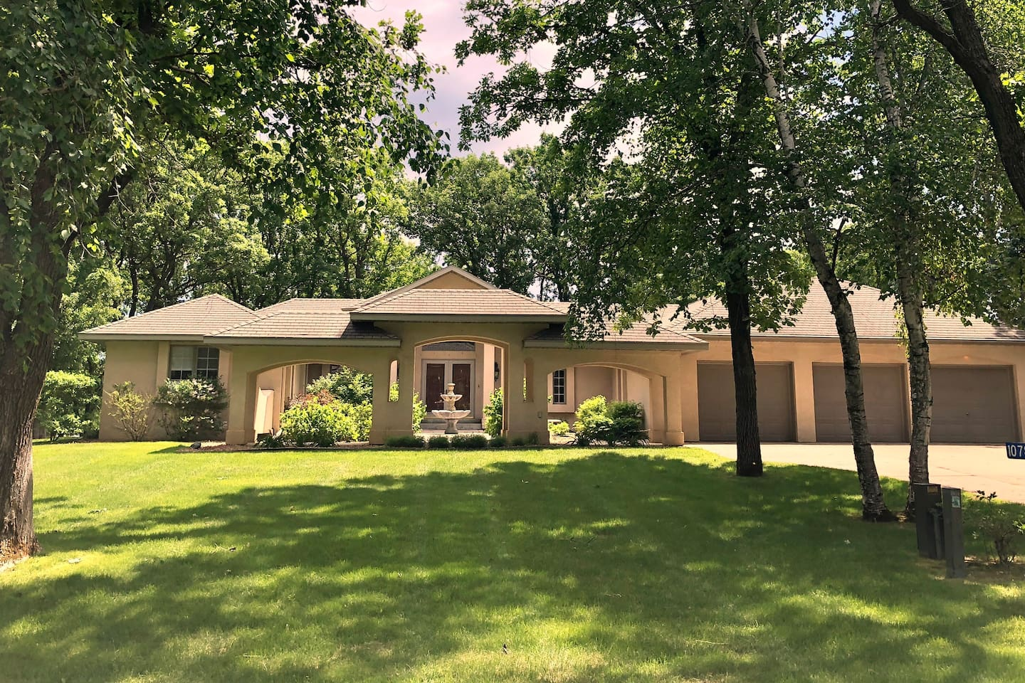 Amazing dream home on the Lake - Houses for Rent in Little Falls ...