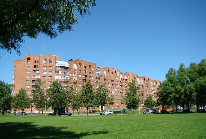 Аренда  1-к квартиры от хозяина - Санкт-Петербург - Apartment