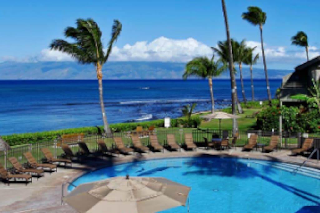 Kahana Villa Vacation Club For 4 Villas For Rent In