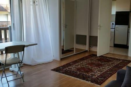 grand et  beau studio - Deauville