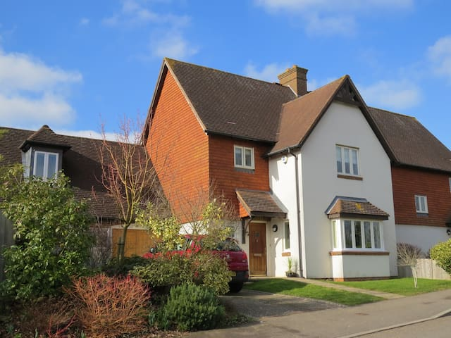 Relaxing stylish home outside Lewes - Ringmer - Hus