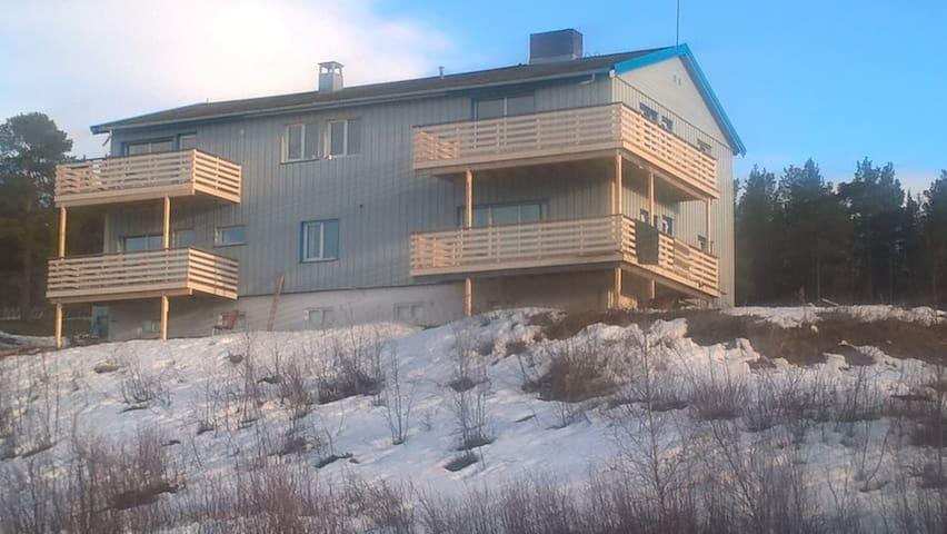 Utleie leiligheter, Dorvonjarga, Karasjo