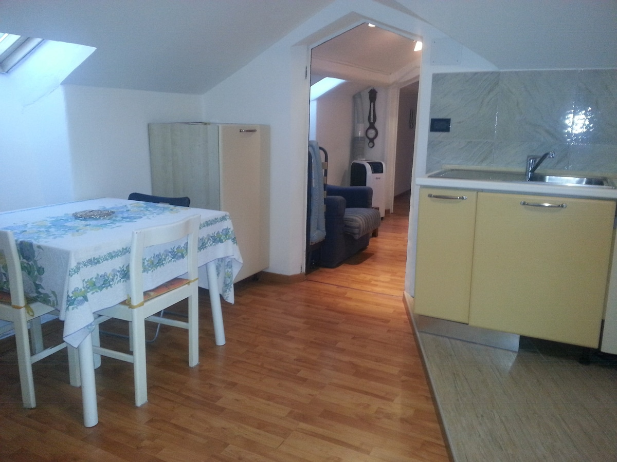 Bedroom apartment in Savona Price