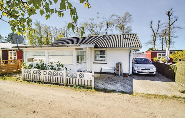 Holiday cottage with 1 bedroom on 47m² in Karrebæksminde